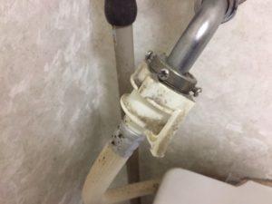 洗濯機給水ホース継手