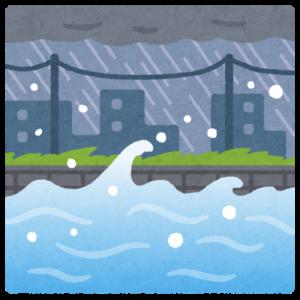 水害河川氾濫
