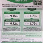 協会けんぽ保険料率 令和2年3月